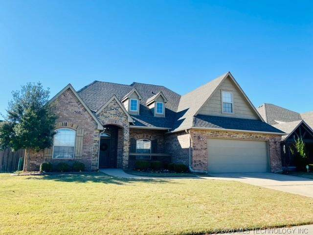14482 S Gary Place, Bixby, OK 74008 (MLS #2039557) :: 918HomeTeam - KW Realty Preferred
