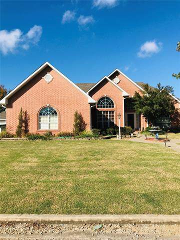 1904 Kelly Drive, Sulphur, OK 73086 (MLS #2039565) :: 580 Realty