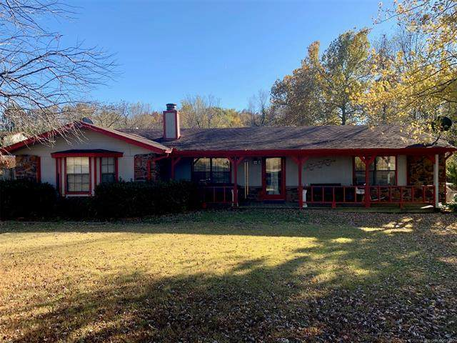 20530 E 430 Road, Claremore, OK 74017 (MLS #2039615) :: Hometown Home & Ranch