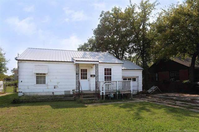 112 Grimmett, Pauls Valley, OK 73075 (MLS #2039653) :: 580 Realty