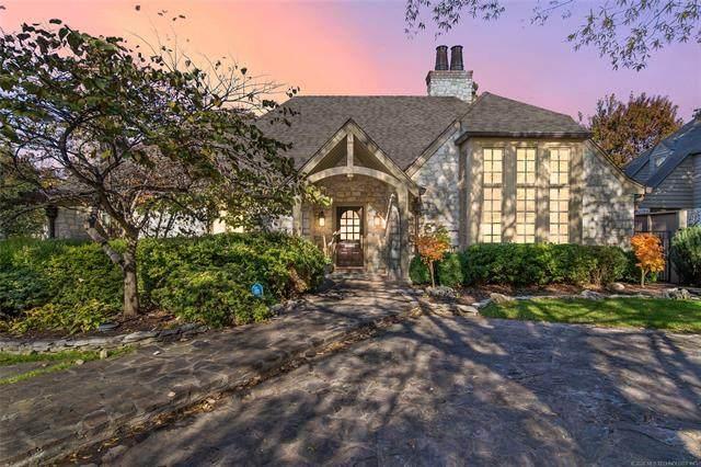 2703 S Birmingham Place, Tulsa, OK 74114 (MLS #2039682) :: Hometown Home & Ranch