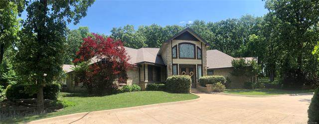 3420 Scenic Drive, Grove, OK 74344 (MLS #2039714) :: Hometown Home & Ranch
