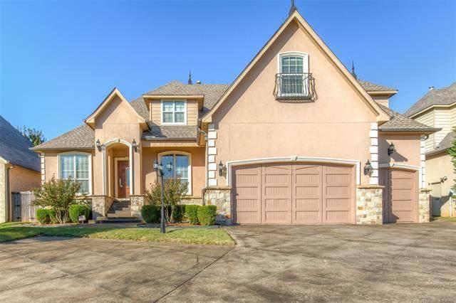 11268 S 73rd East Court, Bixby, OK 74008 (MLS #2039784) :: Hometown Home & Ranch