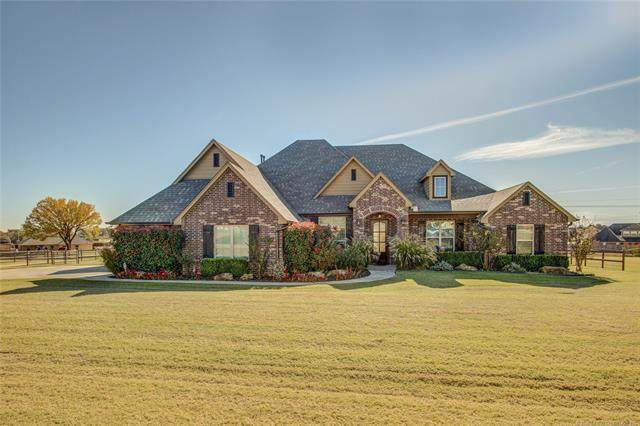 7130 E 86th Place N, Owasso, OK 74055 (MLS #2039829) :: Hometown Home & Ranch