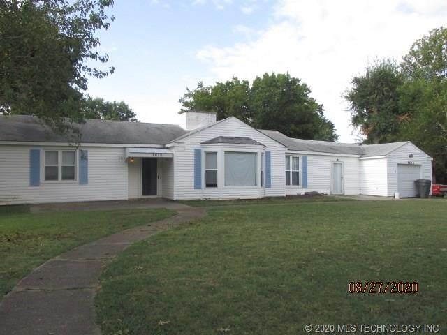 1616 SW 5th Street SW #1, Ardmore, OK 73401 (MLS #2039869) :: 918HomeTeam - KW Realty Preferred