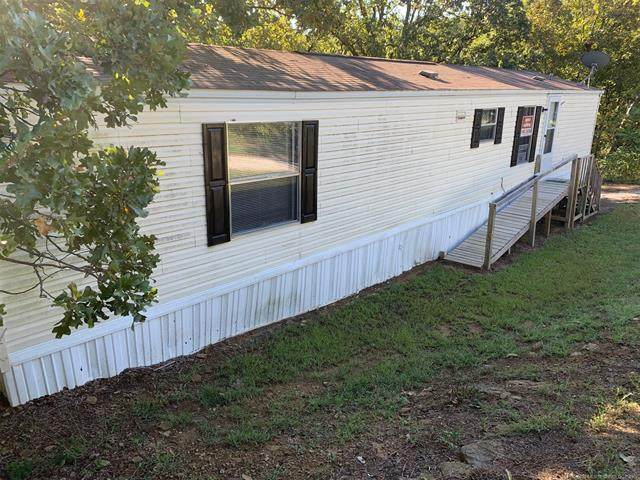 121619 Beaver Road, Eufaula, OK 74432 (MLS #2039871) :: 580 Realty