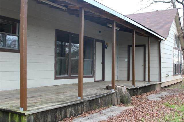 21496 S Hwy 77, Thackerville, OK 73448 (MLS #2039987) :: RE/MAX T-town
