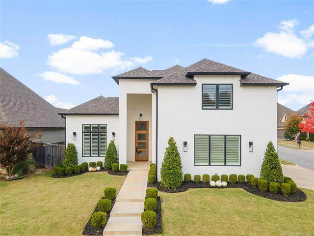 5913 E 110th Place, Tulsa, OK 74137 (MLS #2039991) :: Hopper Group at RE/MAX Results