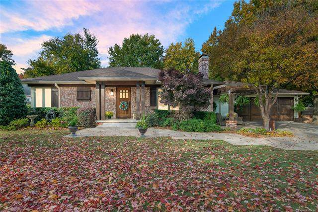 2340 S Evanston Avenue, Tulsa, OK 74114 (MLS #2040022) :: Hopper Group at RE/MAX Results