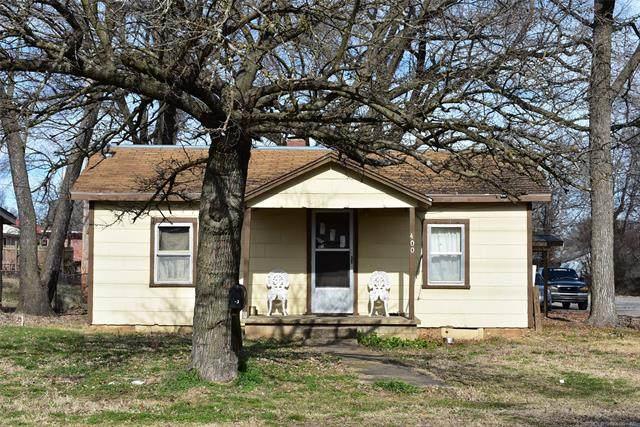 400 Minor Street, Tahlequah, OK 74464 (MLS #2040029) :: 580 Realty