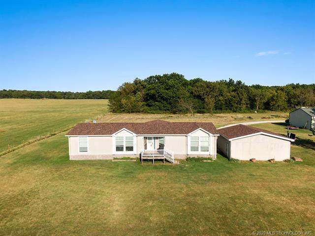 24516 S 530 Road, Afton, OK 74331 (MLS #2040071) :: RE/MAX T-town