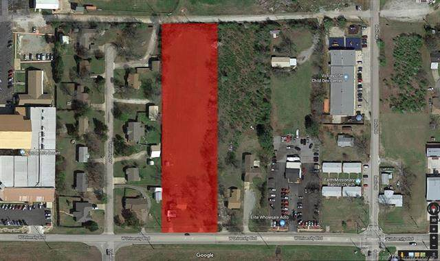 3212 W University Street, Durant, OK 74701 (MLS #2040093) :: Active Real Estate