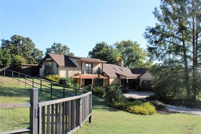 11822 Kristi Lane, Overbrook, OK 73453 (MLS #2040162) :: Owasso Homes and Lifestyle