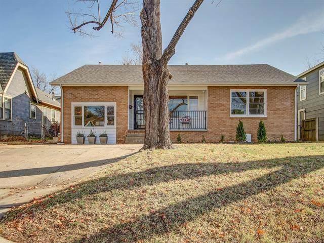 1207 S Sandusky Avenue, Tulsa, OK 74112 (MLS #2040274) :: Hometown Home & Ranch