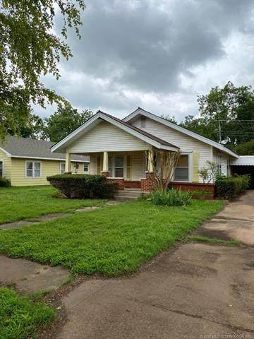 225 S Locust, Pauls Valley, OK 73075 (MLS #2040311) :: Active Real Estate