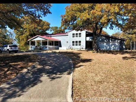 10647 Old Indian Trail Drive, Kingston, OK 73439 (MLS #2040323) :: 918HomeTeam - KW Realty Preferred