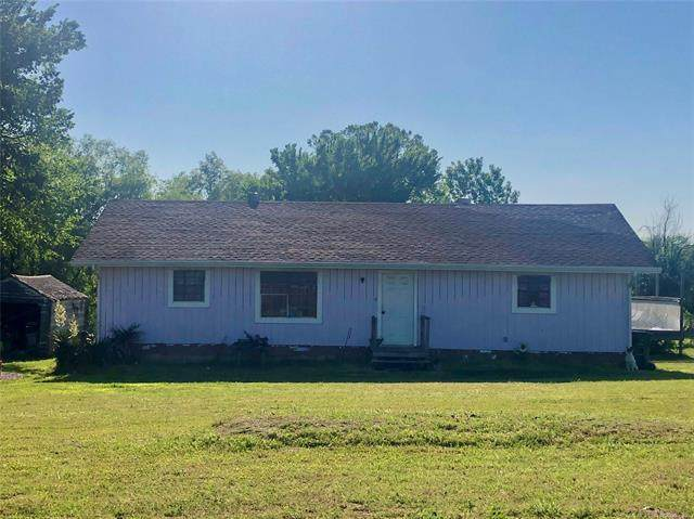 19307 Hawkins, Madill, OK 73446 (MLS #2040359) :: Active Real Estate