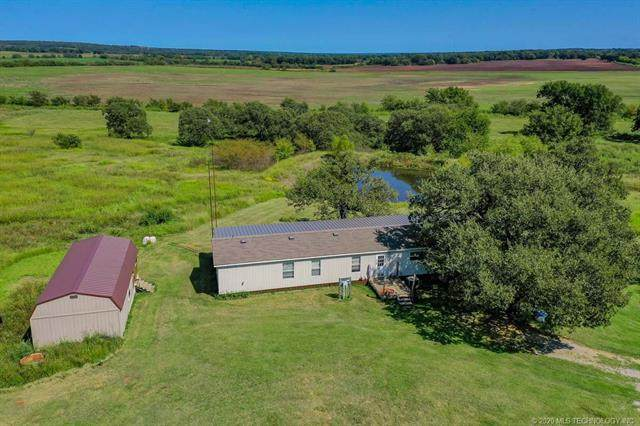 29003 E County Road 1720, Elmore City, OK 73433 (MLS #2040506) :: Hometown Home & Ranch