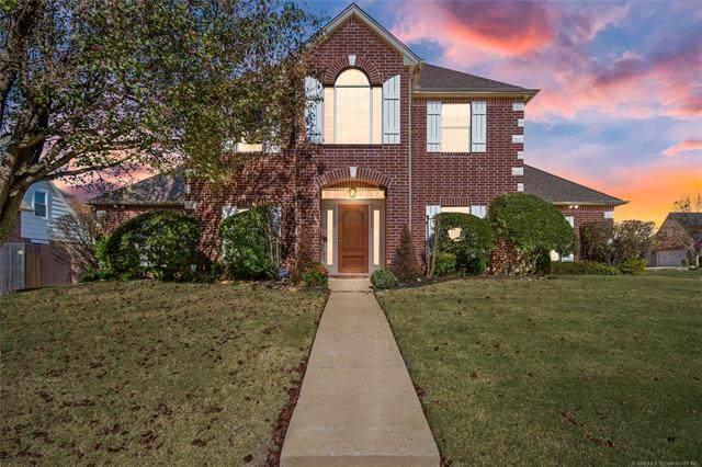 3606 W Twin Oaks Place, Broken Arrow, OK 74012 (MLS #2040540) :: 918HomeTeam - KW Realty Preferred