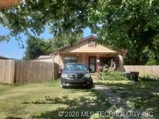 415 E Orange Street, Henryetta, OK 74437 (MLS #2040628) :: 918HomeTeam - KW Realty Preferred