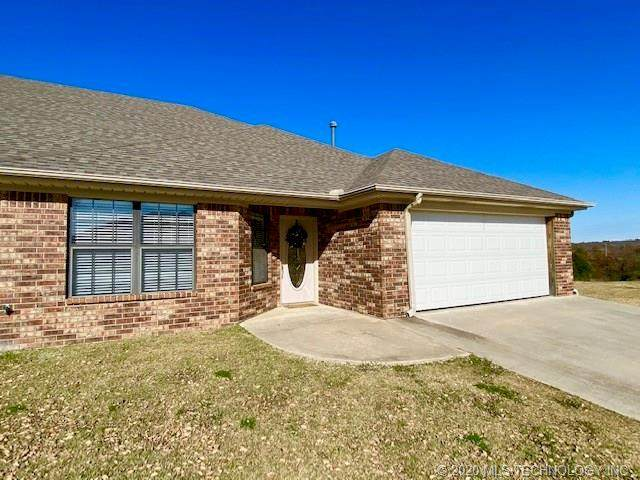 1204 Legacy Drive, Ada, OK 74820 (MLS #2040677) :: Hopper Group at RE/MAX Results