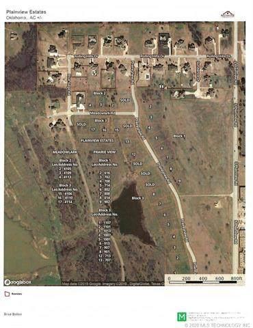 4106 Meadowlark Road, Ardmore, OK 73401 (MLS #2040697) :: 580 Realty