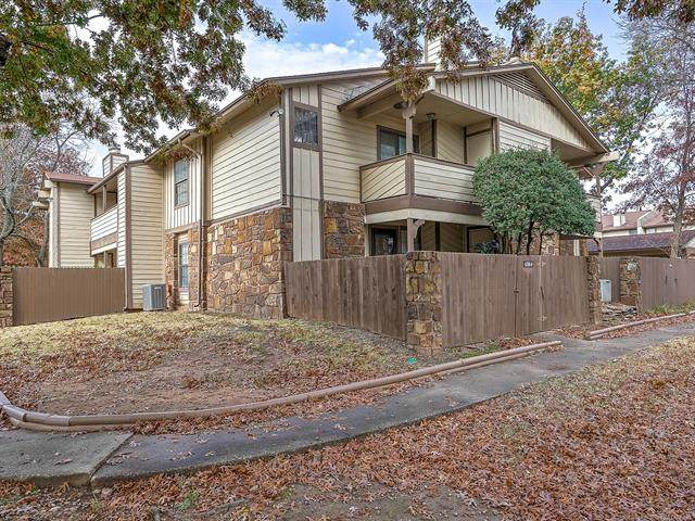 6388 S 80th East Avenue H, Tulsa, OK 74133 (MLS #2040727) :: Hopper Group at RE/MAX Results