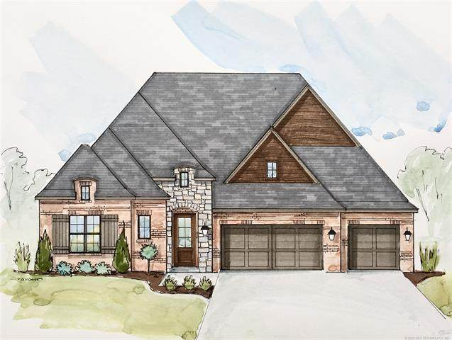1606 Wildwood Drive, Claremore, OK 74017 (MLS #2040769) :: Hopper Group at RE/MAX Results