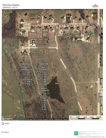4113 Meadowlark Road, Ardmore, OK 73401 (MLS #2040772) :: 580 Realty