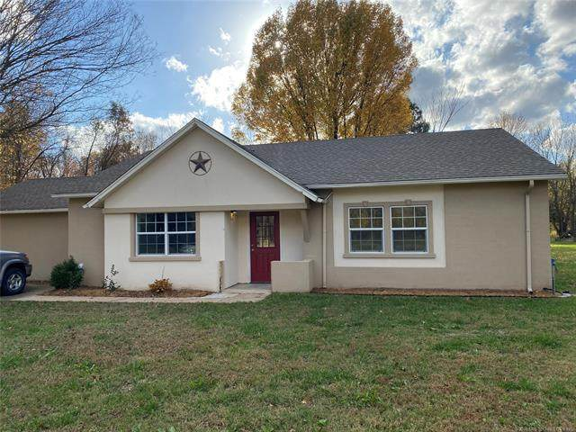 175 N 252 Road, Mounds, OK 74047 (MLS #2040776) :: Hopper Group at RE/MAX Results
