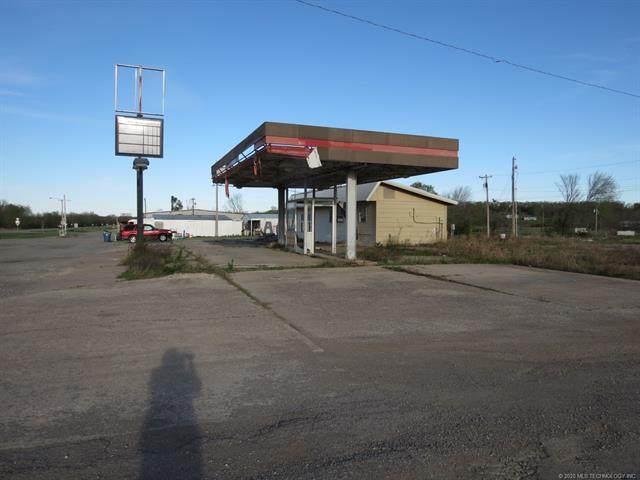 415 Park Way, Haileyville, OK 74546 (MLS #2040826) :: RE/MAX T-town