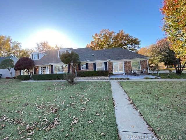 2727 N Country Club Road, Muskogee, OK 74403 (MLS #2040853) :: Hopper Group at RE/MAX Results