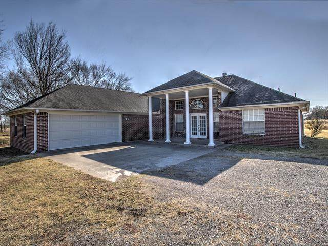 30455 S Beechwood Place, Inola, OK 74036 (MLS #2040867) :: Hometown Home & Ranch