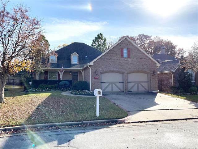 7726 E 99th Street S, Tulsa, OK 74133 (MLS #2040963) :: Hometown Home & Ranch