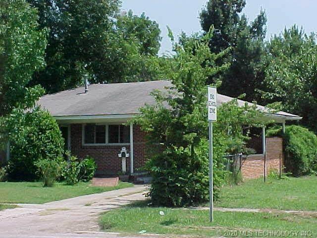 606 E Main, Davis, OK 73030 (MLS #2040995) :: RE/MAX T-town