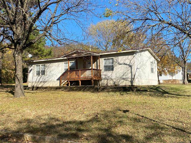 300 NE 4th, Wilburton, OK 74578 (MLS #2041012) :: Hometown Home & Ranch