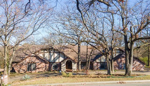7377 S Sleepy Hollow Drive, Tulsa, OK 74136 (MLS #2041052) :: Hometown Home & Ranch