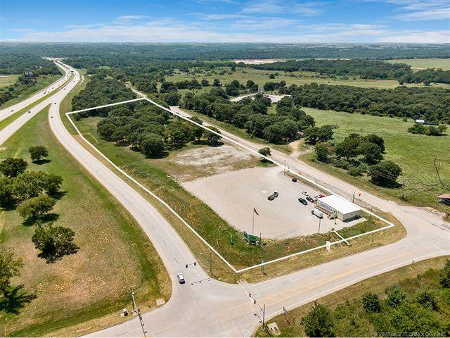 22983 State Highway 77, Thackerville, OK 73459 (MLS #2041122) :: RE/MAX T-town