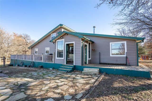 977 Bandera Road, Wilson, OK 73463 (MLS #2041133) :: Hometown Home & Ranch