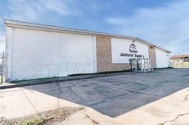 6940 E 12th Street, Tulsa, OK 74112 (MLS #2041277) :: Hometown Home & Ranch