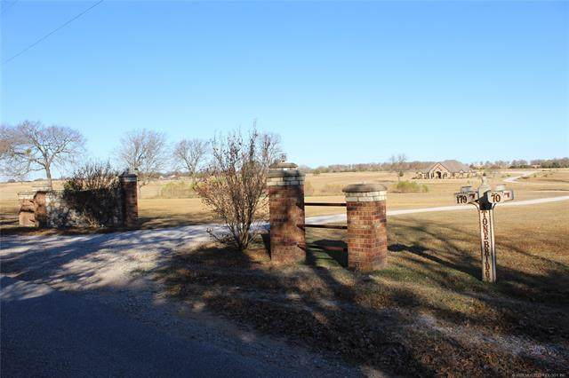 2522 Stone Bridge Lane, Lone Grove, OK 73443 (MLS #2041304) :: Hopper Group at RE/MAX Results