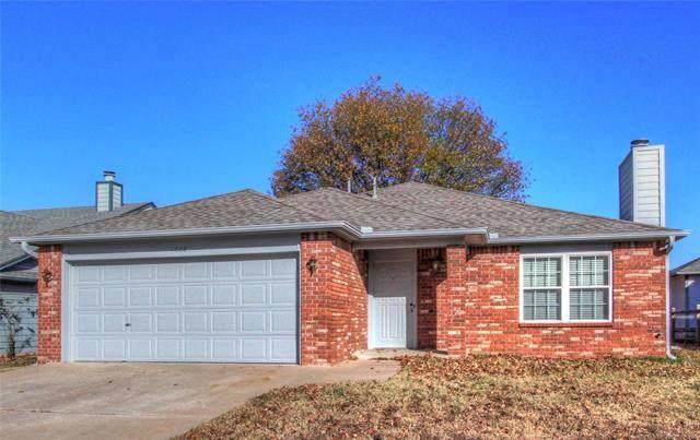 1608 W Galveston Street, Broken Arrow, OK 74012 (MLS #2041321) :: Hometown Home & Ranch
