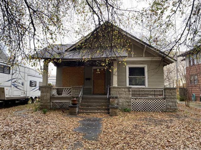 1433 S Carson Avenue, Tulsa, OK 74119 (MLS #2041356) :: RE/MAX T-town