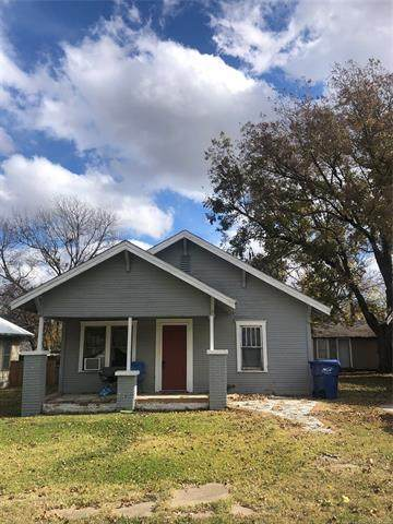 1004 S Johnston, Ada, OK 74820 (MLS #2041383) :: Hopper Group at RE/MAX Results