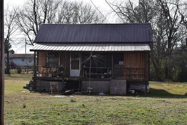 735 W Delaware Street, Tahlequah, OK 74464 (MLS #2041401) :: RE/MAX T-town