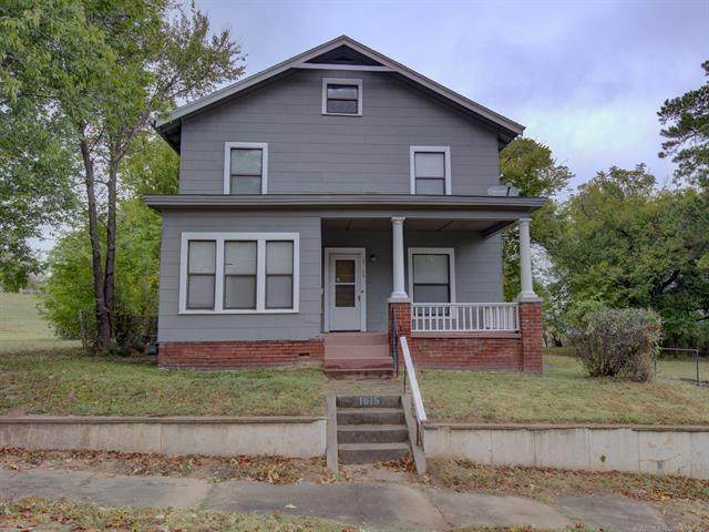 1615 W Archer Street, Tulsa, OK 74127 (MLS #2041419) :: Hopper Group at RE/MAX Results
