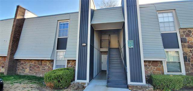 6841 S Toledo Avenue #447, Tulsa, OK 74136 (MLS #2041451) :: RE/MAX T-town