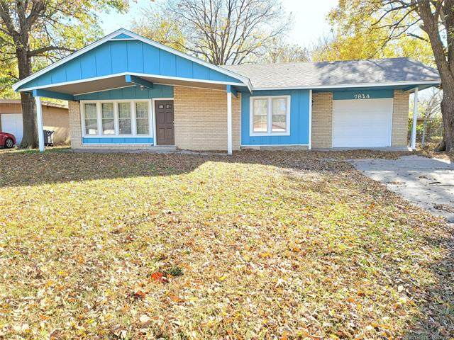 7814 E Newton Place, Tulsa, OK 74115 (MLS #2041454) :: Hometown Home & Ranch