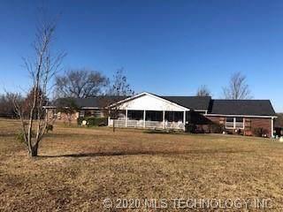 11275 County Road 3570, Ada, OK 74820 (MLS #2041456) :: Hometown Home & Ranch