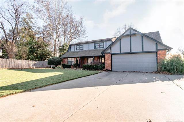 7310 E 83rd Place, Tulsa, OK 74133 (MLS #2041502) :: RE/MAX T-town